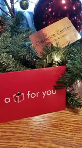 cccc Gift Card xmas