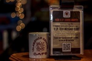 cccc coffee mug and VIP txt club 1 21 15